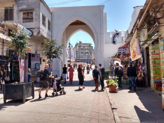 bab el fahs entrance