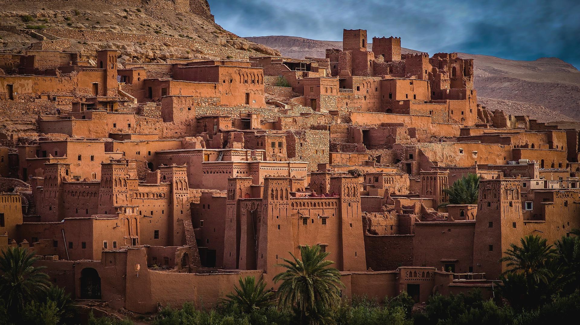Day 6: Merzouga- Ait Benhadou- Marrakech