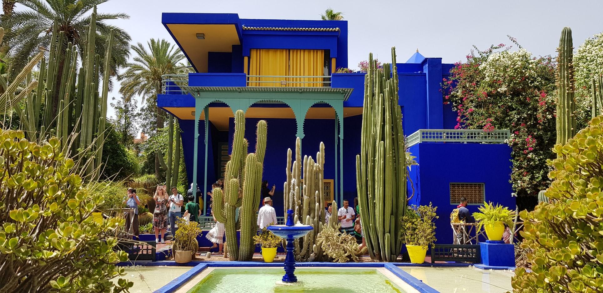 Day 9: Marrakech