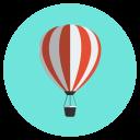 iconfinder Hot air balloon 2376765