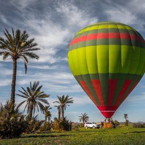 Hot Air Ballon in Marrakech